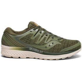 saucony Guide ISO 2 - Chaussures running Homme - olive